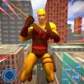 Super Vice Town Rope Hero: Crime Simulator Icon