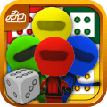 Ludo Multiplayer 3D 2018 Icon