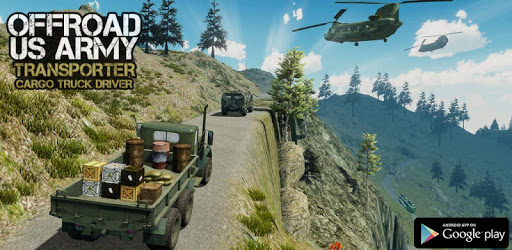 US Military Transporter: Army Truck Driving Games apk