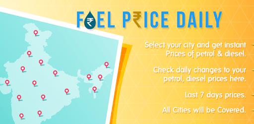 Daily Fuel Price : Daily Petrol Diesel Price India apk