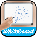 Whiteboard - Draw Paint Doodle Icon