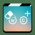Remove & Add Watermark Icon