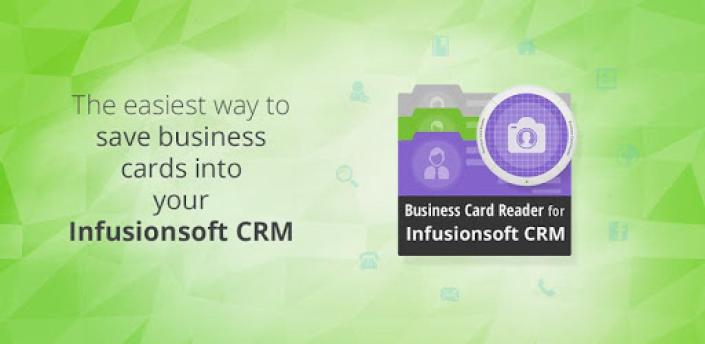 Business Card Reader for Infusionsoft CRM apk