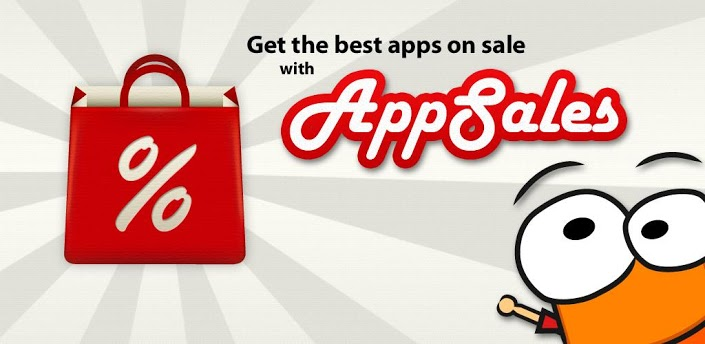 AppSales: Paid Apps Gone Free & On Sale apk