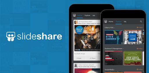 SlideShare apk