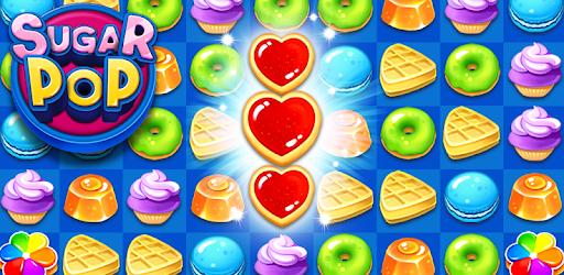 Sugar POP - Sweet Puzzle Game apk
