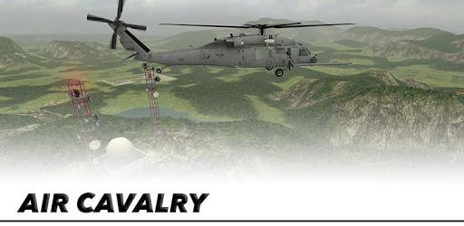 Helicopter Sim Flight Simulator Air Cavalry Pilot apk