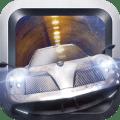 3D Underground Race Icon