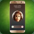 Call screen themes: Full screen caller id Icon