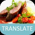 Restaurant menu translator Icon