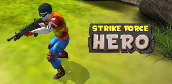 Strike Force Hero 3D apk
