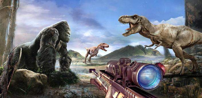 Wild Animal Hunting Game: Angry Animal Attack Game apk