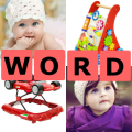 4 Pics 1 Word : Guess The Puzzle Icon