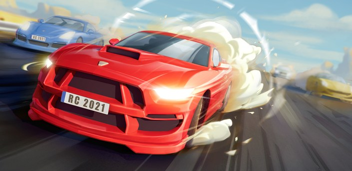 Racing Clash Club: Car Game apk