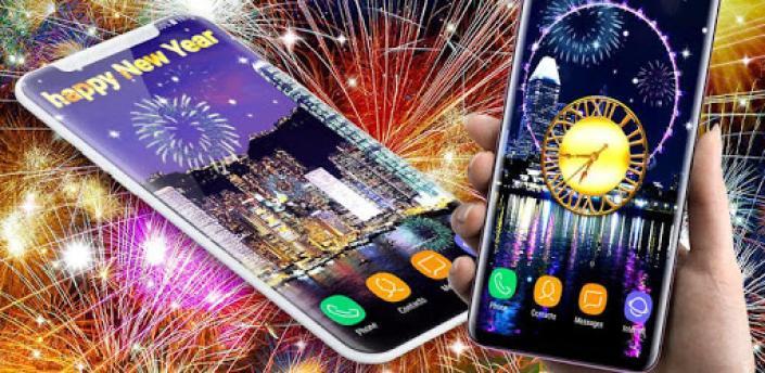 Fireworks Live Wallpaper 🎆 2020 New Wallpapers apk