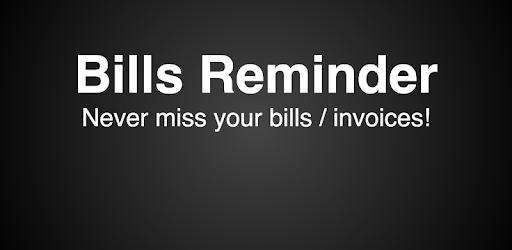 Bills Reminder apk