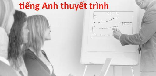 Tiếng Anh thuyết trình song ngữ Anh Việt apk