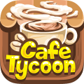 Idle Cafe Tycoon - My Own Clicker Tap Coffee Shop Icon