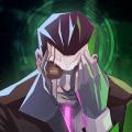 InfiniteCorp: Cyberpunk Decision-Based Card Game Icon