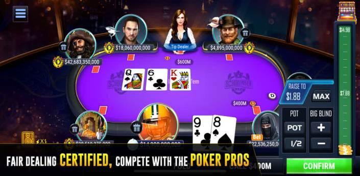 Sohoo Poker : Free Texas Holdem Online Poker Games apk