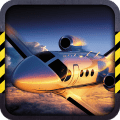Airplane Flight Mania 3D Icon