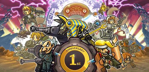 Metal Slug Infinity: Idle Game apk