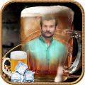 Beer Glass Photo Frames Icon
