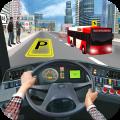 Bus Simulator 2017 : 3d Bus Driver Game Icon
