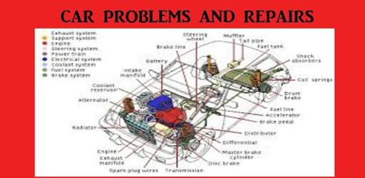 CAR PROBLEMS AND REPAIRS apk