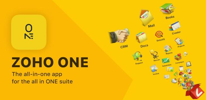 Zoho One - The Business Suite apk