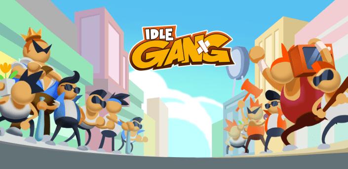 Idle Gang apk