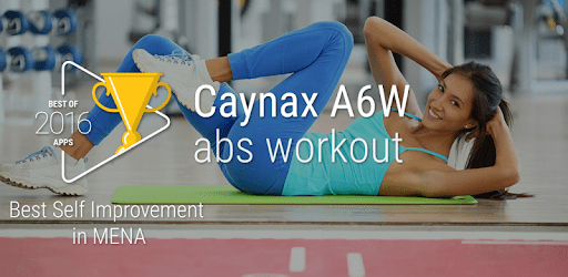 Abs workout A6W - flat belly at home apk