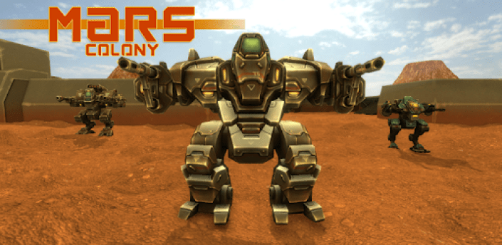 Mars Colony MMO apk