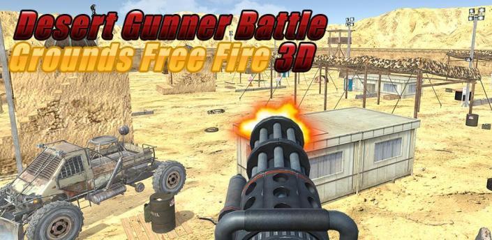 Firing Squad Desert - Gun Shooter Battleground apk