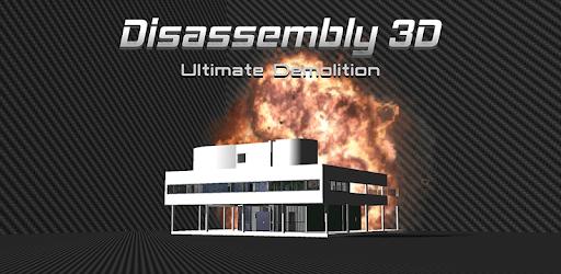 Disassembly 3D: Demolition apk