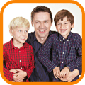 Father's Day Greeting Cards Icon