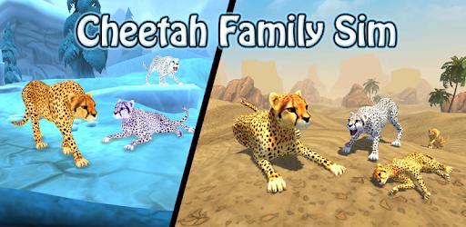 Cheetah Family Sim - Animal Simulator apk