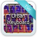 Urban Keyboard Icon