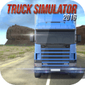 Arub truck driving simulator Icon