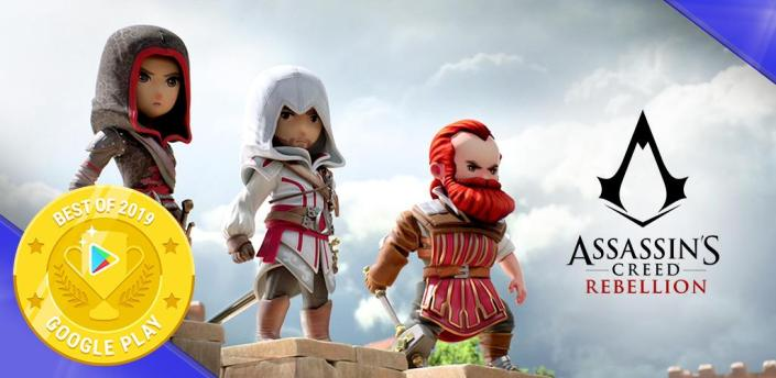 Assassin's Creed Rebellion: Stealth RPG Game apk