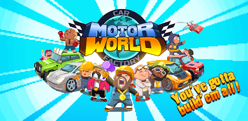 Motor World Car Factory apk