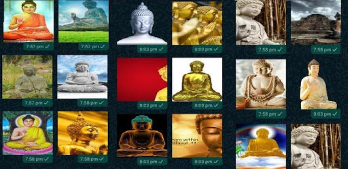 Buddha Purnima Stickers For WhatsApp - WAStickers apk