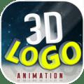 3D Text Animator - Intro Maker, 3D Logo Animation Icon