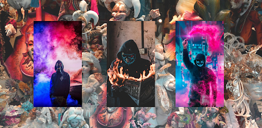 Mask Wallpapers HD 2020 apk