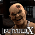 Butcher X - Scary Horror Game/Escape from hospital Icon