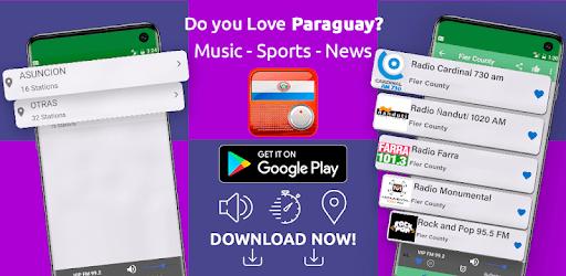 Free Paraguay Radio AM FM apk