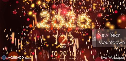 New Year countdown apk