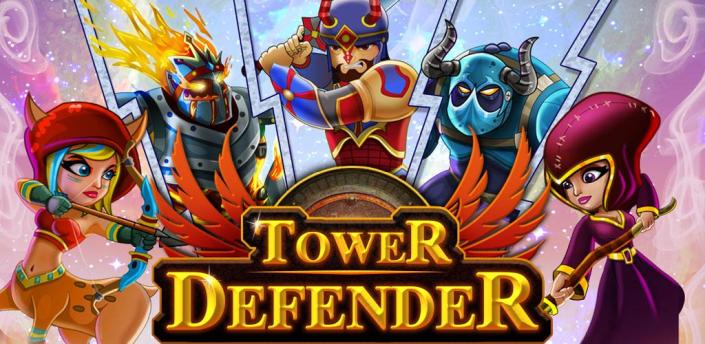 Tower Defender - Defense game apk