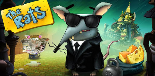 The Rats - Build a Cheese Empire: Online Game apk