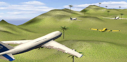Plane Traffic Race 3D - in Air apk